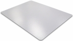 48''W x 51''L Ecotex 100% Recycled Chairmat for Hard Floors [ECO4851EP-FS-FTX]