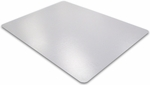 48''W x 48''L Ecotex 100% Recycled Chairmat for Hard Floors [ECO4879EP-FS-FTX]