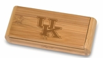 Elan Corkscrew - Bamboo - University of Kentucky Engraved [868-00-505-263-0-FS-PNT]