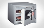 Large Fire Safe with Digital Lock and .8 CU Ft. Capacity - Gray