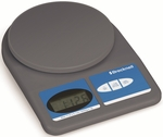 Electronic Office Scale with LCD Display for Letter and Small Parcel Mail - 11 lb Capacity [311-SALB]
