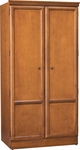 Emerson Double Door Wardrobe [C2012-FS-HKM]