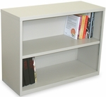 Ensemble 36'' W x 14'' D x 27'' H Two Shelf Bookcase - Featherstone Finish [MSBC236-FT-FS-MVL]