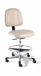Ergonomic Laboratory Chair Back Tilt Control [832-FS-INT]