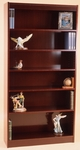 Excalibur Heavy Duty Wood Veneer Bookcase with Adjustable Shelf [EXC30-NIND]