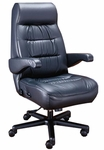 Explorer 1pc Office Chair in Leather [OF-EXPL1PC-L-FS-ARE]
