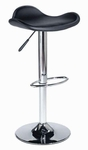 Fabia Bar/Counter Stool in Black [04371-FS-ERS]