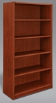 Fairplex 65'' Bookcase - Cognac Cherry [7005-829-FS-DMI]