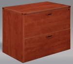 Fairplex Lateral File - Cognac Cherry [7005-827-FS-DMI]