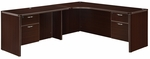 Fairplex Left Executive Corner Desk with .75 Peds [7004-51EQ-FS-DMI]