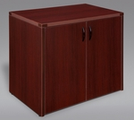 Fairplex Two Door Cabinet - Mahogany [7006-540-FS-DMI]