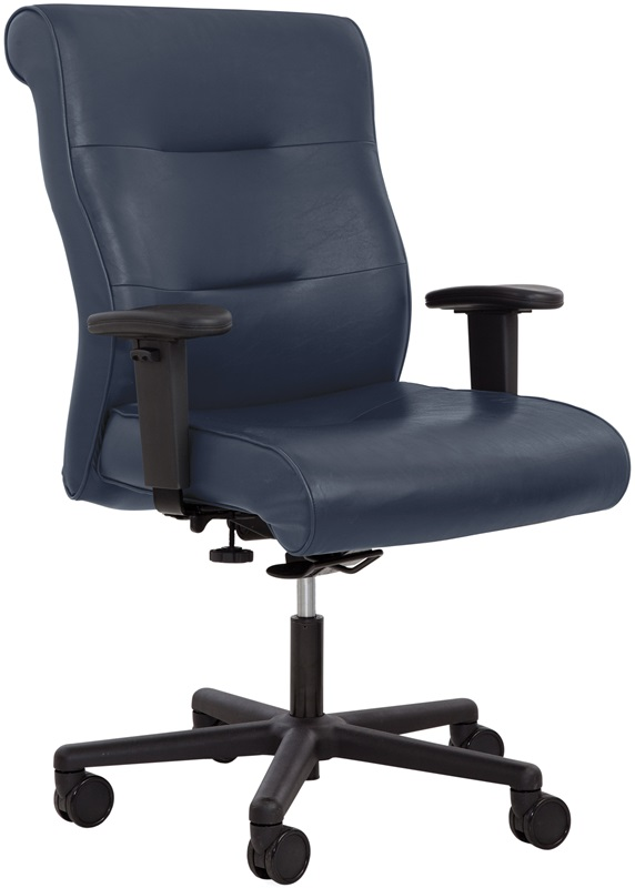 felix 350 lbs low back heavy duty 24 7 intensive use office chair 697