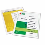 Fellowes Laminated Pouch -Letter -11 1/2'' x 9'' -100/PK -Glossy -CL [FEL52041-FS-SP]