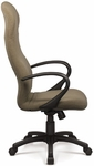 Flex Monoshell Task Chair with Executive Backrest - Grade A [FO-E-X-GRDA-FS-ADI]