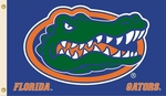 Florida Gators 2-Sided 3' X 5' Flag with Grommets [92109-FS-BSI]