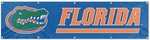 Florida Gators Giant 8' x 2' Banner [BUF-FS-PAI]