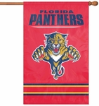 Florida Panthers Applique Banner Flag [AFPAN-FS-PAI]