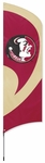 Florida State Seminoles Tall Team Flag w/ Pole [TTFSU-FS-PAI]