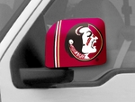 Florida State University Large Mirror Covers - Set of 2 [12051-FS-FAN]