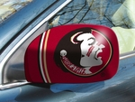 Florida State University Small Mirror Covers - Set of 2 [12018-FS-FAN]