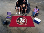 Florida State University Ulti-Mat 60'' x 96'' - Mascot Design [4315-FS-FAN]