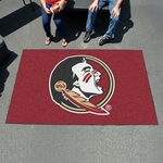 Florida State University Ultimat 60'' x 96'' - Mascot Design [4315-FS-FAN]