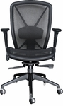 Fluid Adjustable Height Task Chair with 325 lb Capacity [81040-FS-ALL]