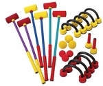 Foam Croquet Set [FCRSET-FS-CHS]