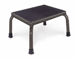 Foot Stool With Anti-Slip Threading - 14''W X 11''L X 9''H [HAU-2000-FS-HAUS]