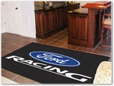 Ford Logo Area Rugs