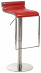 Forest Bar/Counter Stool in Red [03499-FS-ERS]