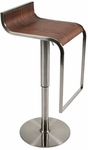 Forest Bar/Counter Stool in Walnut [03490-FS-ERS]