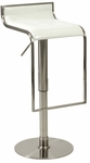 Forest Bar/Counter Stool in White [03494-FS-ERS]