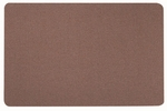 Frameless Designer Fabric Display Panel with Radius Corners - Rose Quartz - 24''H x 36''W [RDF2436003-AA]
