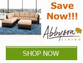Furnish Your Home and Save 10% off ALL Abbyson Living Products!!