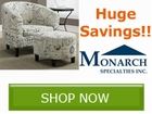 Monarch Specialties Home Furniture Sale!! Save by