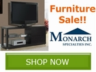 December Sale on select Monarch Specialties by