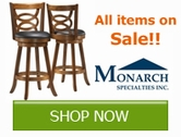 Furnish your Home and Save with Monarch Specialties!!