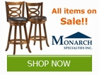 Save 7% off ALL Monarch Specialties by
