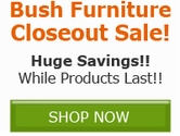 Bush Business Furniture Inventory Closeout Sale!! Save Now!!
