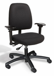 Fusion Large Back Desk Height Chair - 4 Way Control [FSLD4-FS-CRA]