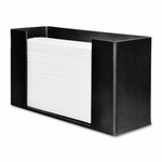 Genuine Joe Paper Towel Dispenser - Black [GJO11524-FS-SP]