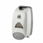 Genuine Joe Soap Dispenser - One Hand Push Operation - Holds 1250 ML [GJO10495-FS-SP]