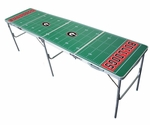 Georgia Bulldogs 2'x8' Tailgate Table [TPC-D-GEO-FS-TT]