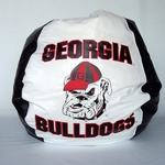 Georgia Bulldogs Bean Bag Chair [BB-40-UGA-FS-BBB]