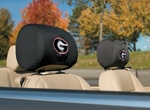 Georgia Bulldogs Headrest Covers-Set of 2 [82007-FS-BSI]