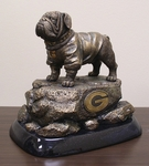 Georgia Bulldogs Tim Wolfe Sculpture [TWSC-GEO-FS-TT]