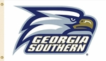 Georgia Southern Eagles 3' X 5' Flag with Grommets - Mascot Design [95537-FS-BSI]