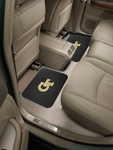 Georgia Tech Backseat Utility Mat 2 Pc 14'' x 17'' [12259-FS-FAN]