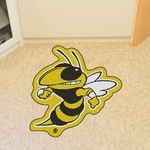Georgia Tech Mascot Mat Approx. 36'' x 36'' [7920-FS-FAN]